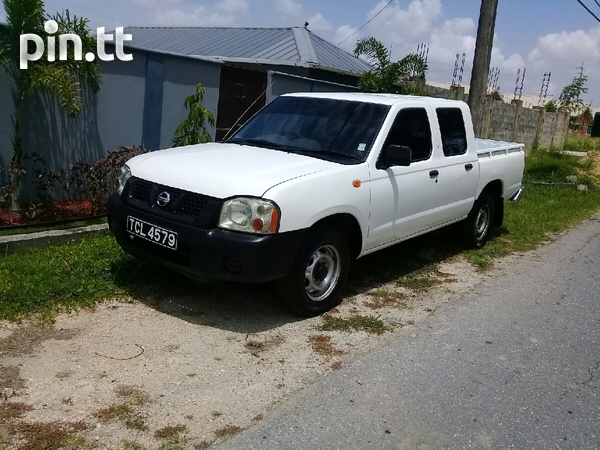 Nissan Frontier, 2010, TCL-1