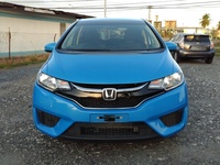 Honda Fit, 2016, RORO