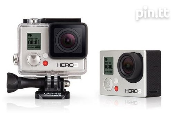 Used GoPro Hero 3 with all accessories-2