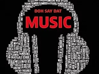 Doh Say Dat Music Board Game