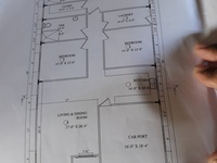 2000sq newly built property located in Ragoobar Lands Gasparillo