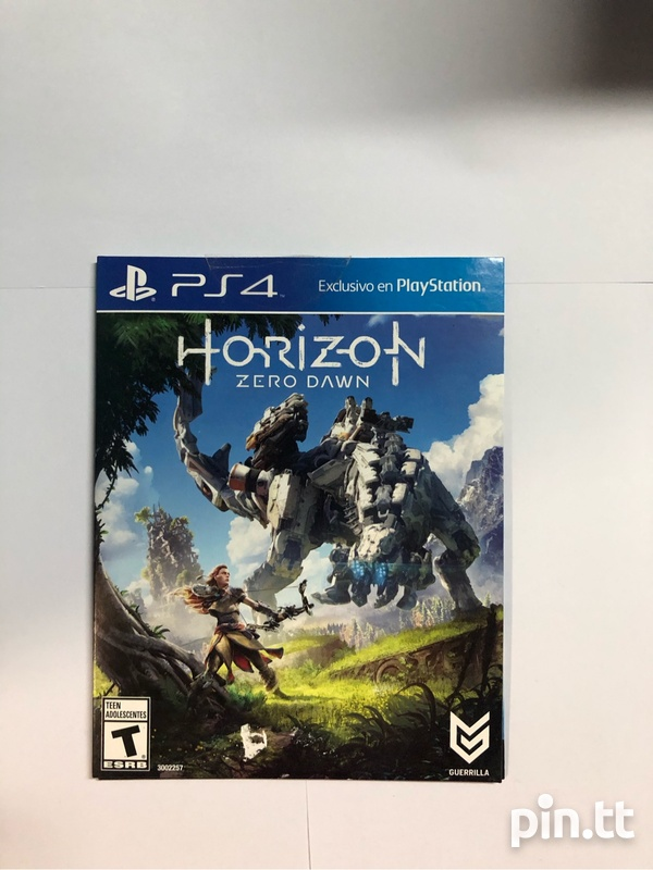 New PS4 Game