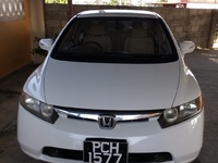 Honda Civic, 2005, PCH