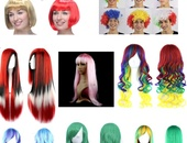 Costume And Show Wigs