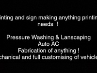 Car detailing and Home maintenance