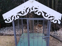 New dog kennel