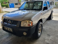 Nissan Frontier, 2007, TBW