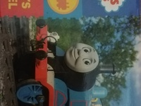 Thomas and Friends Oil Pastels