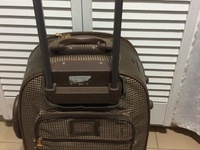 Used suitcases