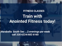 Anointed Fitness Exercise Class