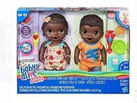 Baby Alive Twins Super Snackin