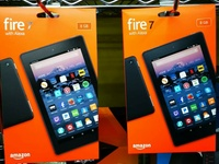 Amazon fire tablet 16 gig