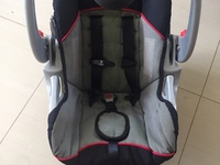 Preowned car seat