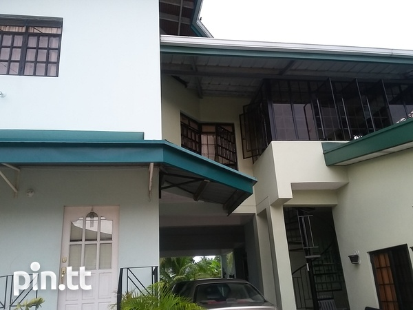 Gasparillo downstairs apt with 2 bedrooms