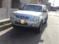 Nissan Frontier, 2000, TBO
