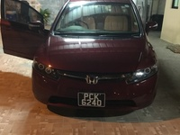 Honda Civic, 2008, PCK