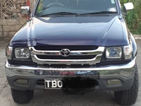 Toyota Hilux, 2000, TBO