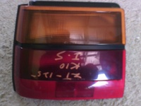 K12 MARCH LHS TAIL LIGHT