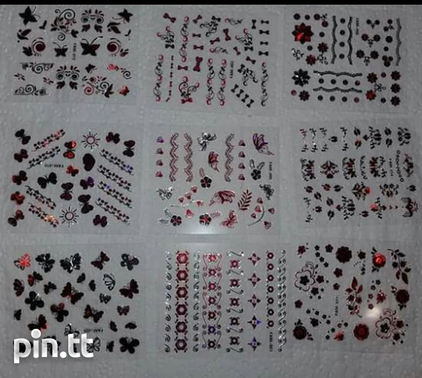 Nail stickers-3