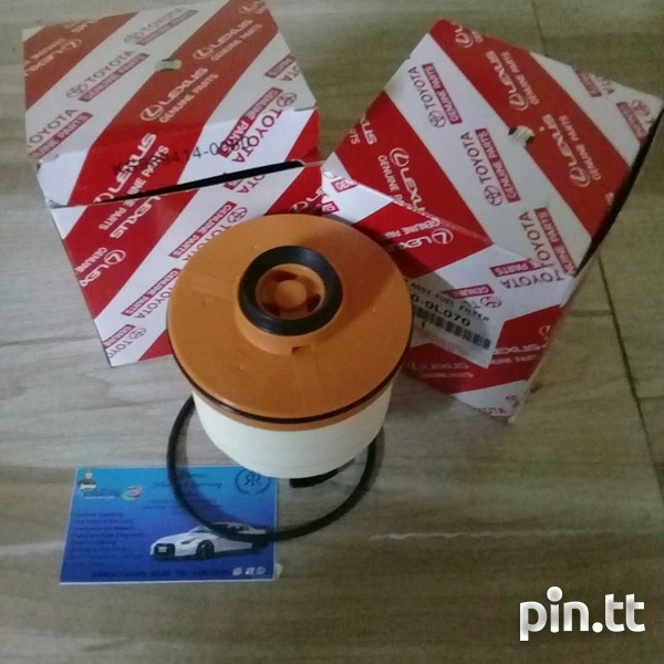 Toyota hilux revo fuel filter-2