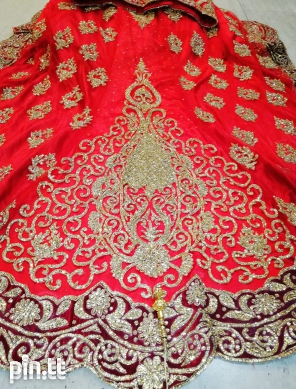 Brand New Bridal Indian Wear-3