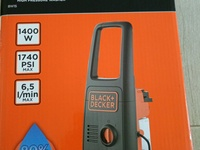 Electric power washer black and decker