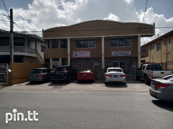Commercial space Chaguanas, opposite health center-4