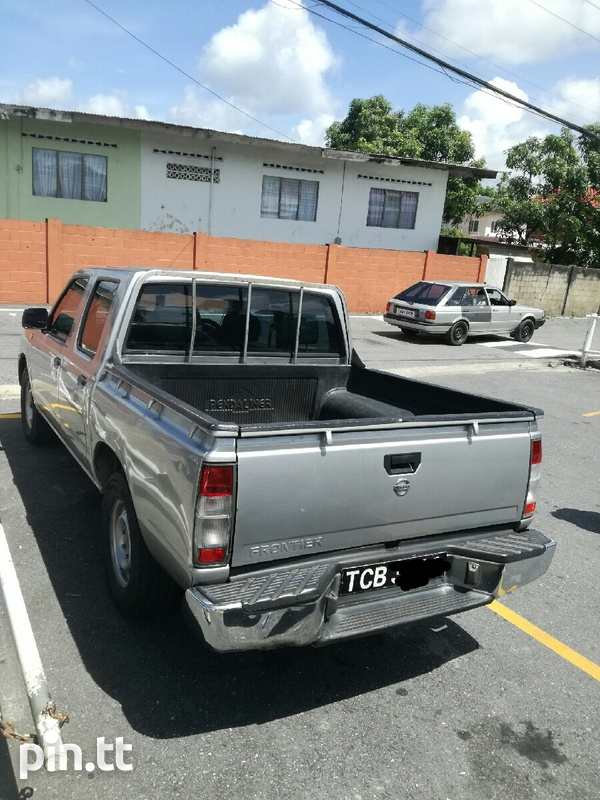 Nissan Frontier, 2006, TCB-4