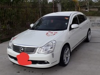 Nissan Sylphy, 2008, PDE