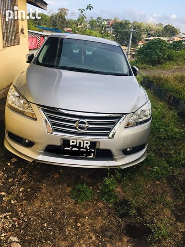 Nissan Sylphy, 2013, PDR-3
