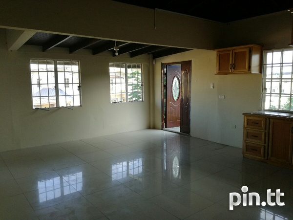 UNFURNISHED TWO BEDROOM-1