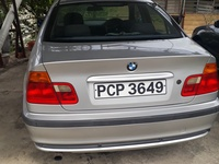 BMW 3-Series, 2000, PCP
