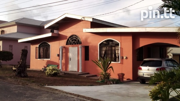 Spacious and Comfortable Family Home - Milton Park, Cleaver Rd. Arima.-6