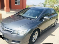 Honda Civic, 2010, PCR