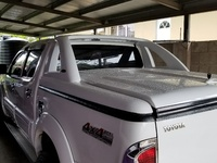 Hilux tray cover