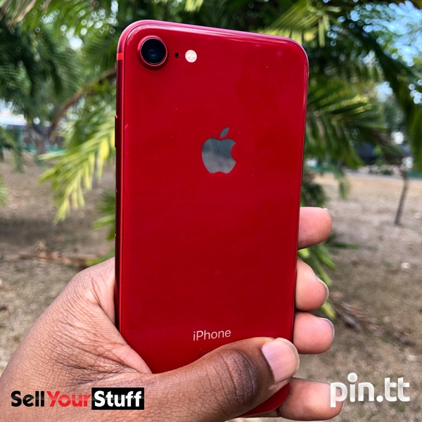 iPhone 8 64GB - Product Red-5