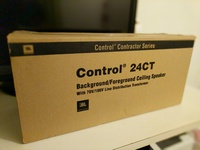 JBL Control 24CT Ceiling Speakers BRAND NEW