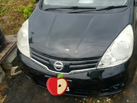 Nissan Note, 2012, pdm