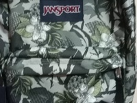 ORIGINAL JANSPORT BAGS. COMES WITH FREE STATIONERY