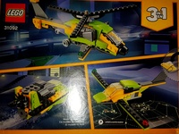 LEGO Action 3 in 1 Set