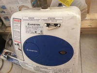 New Ariston Water Heater GL4S Electric Mini Tank