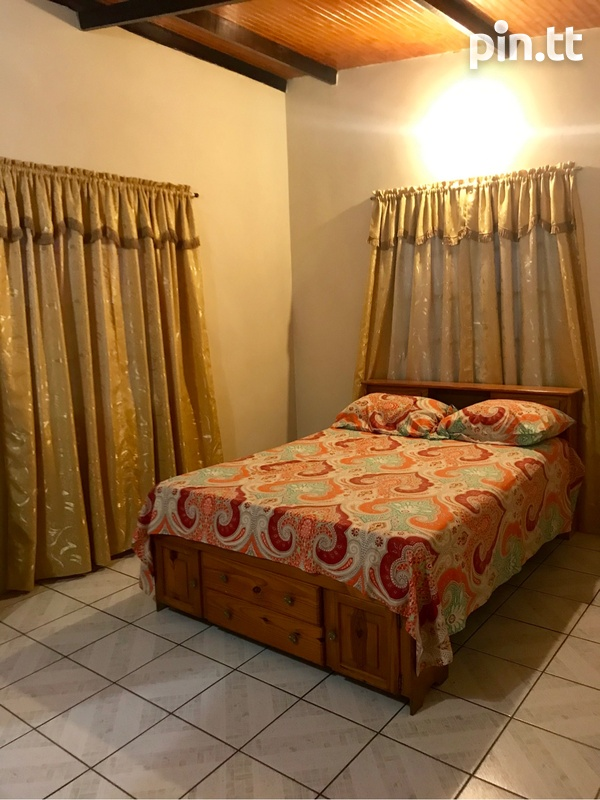 Trincity 2 Bedroom Furnished Apartment-3