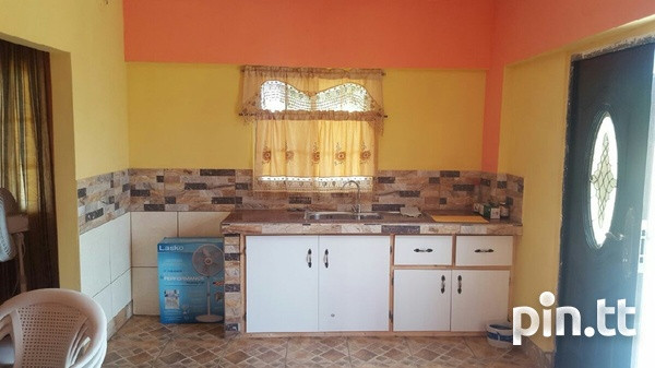 Chaguanas house with 4 bedrooms-3