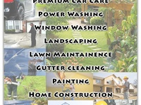 Home Maintenance Needs