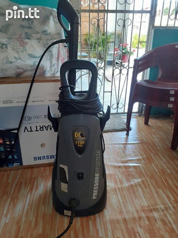BE electric pressure washer-1