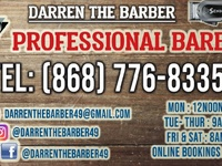 Professional Barbering Services