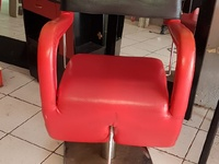 Dispensers and chairs