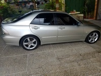 Lexus IS, 2005, PCN