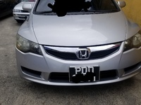 Honda Civic, 2008, PDD