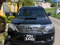 Toyota Fortuner, 2015, PDH